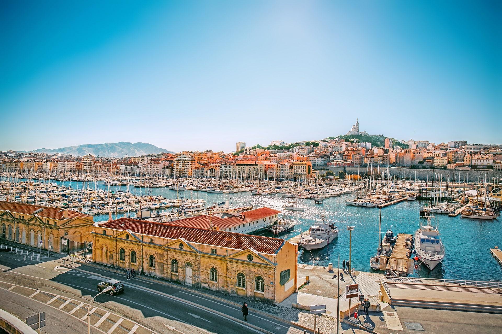 Marseille-France-Vieux-Port