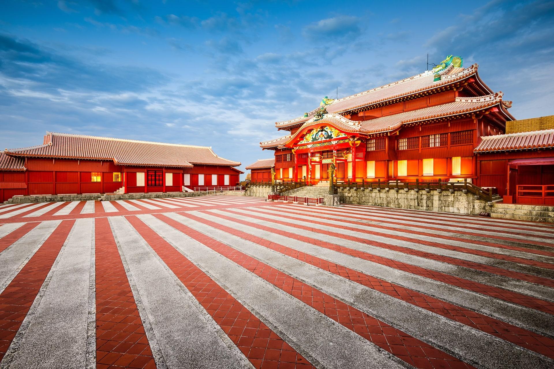 Okinawa-Castle-Japan