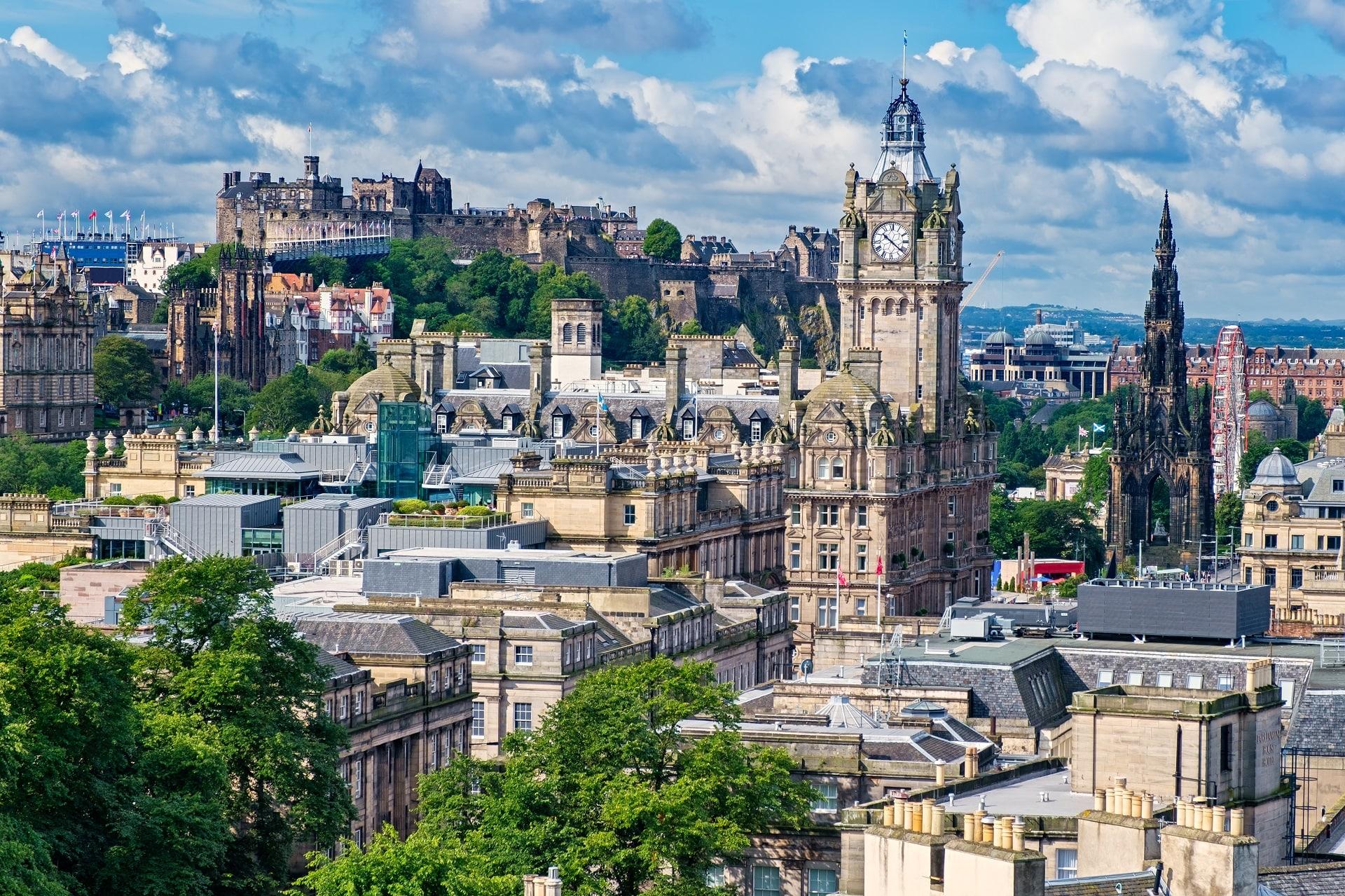 Edinburgh-Skyline-Scotland