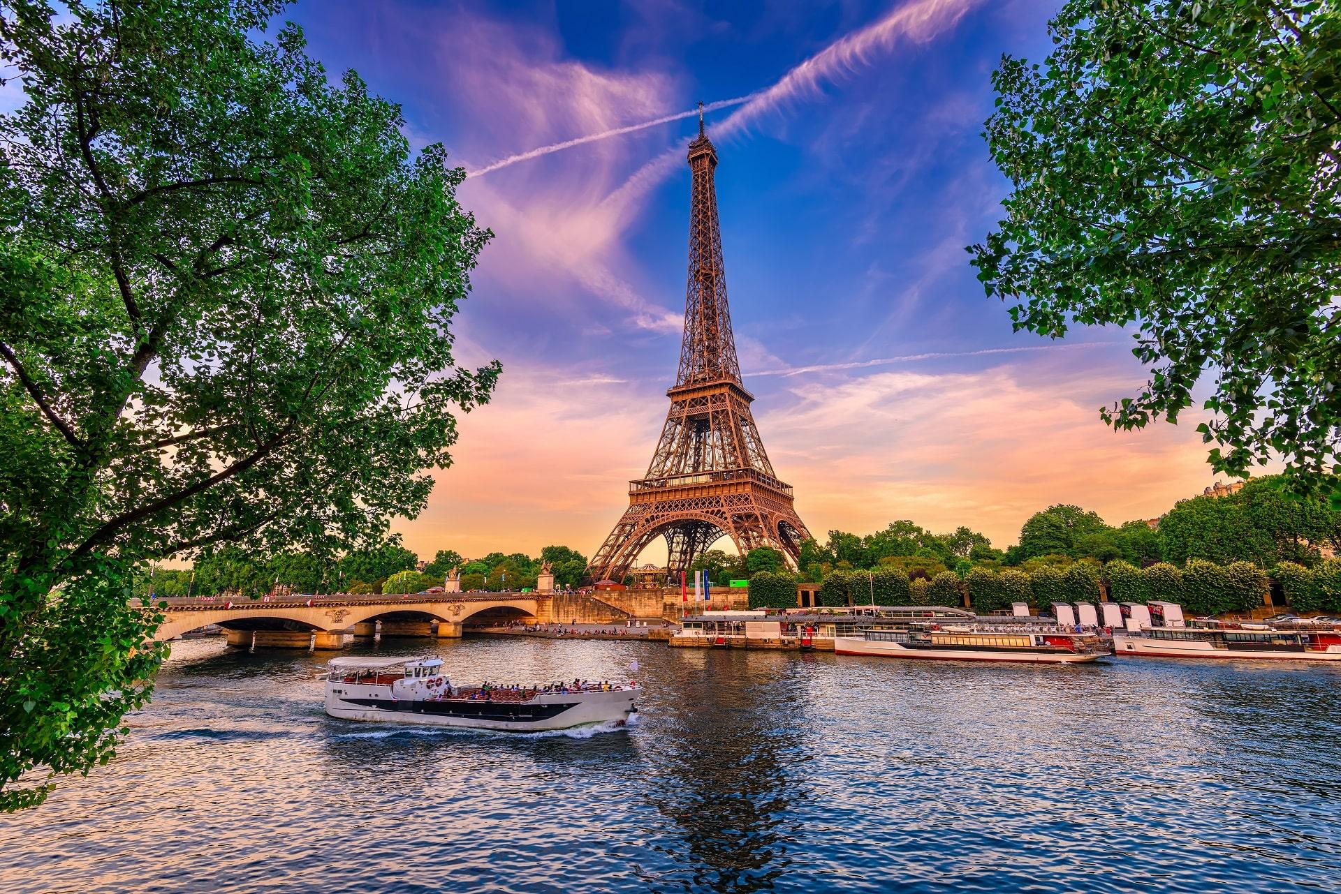 Paris-River-France