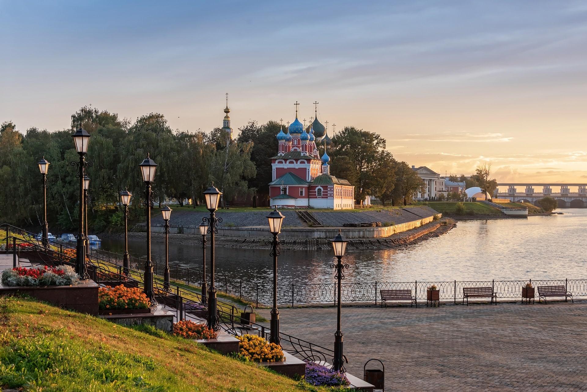 Uglich-Russia