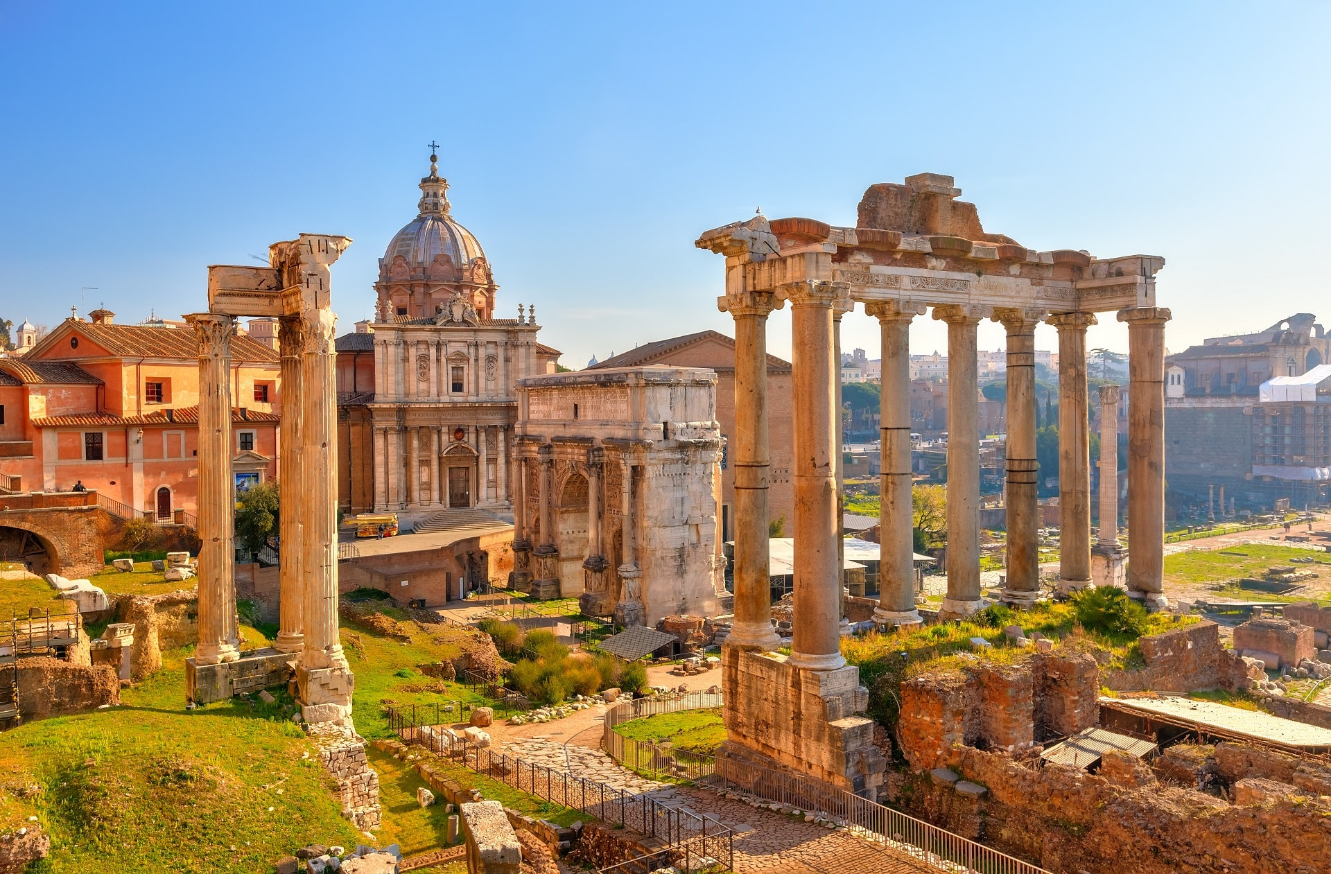 Rome-Forum-Italy