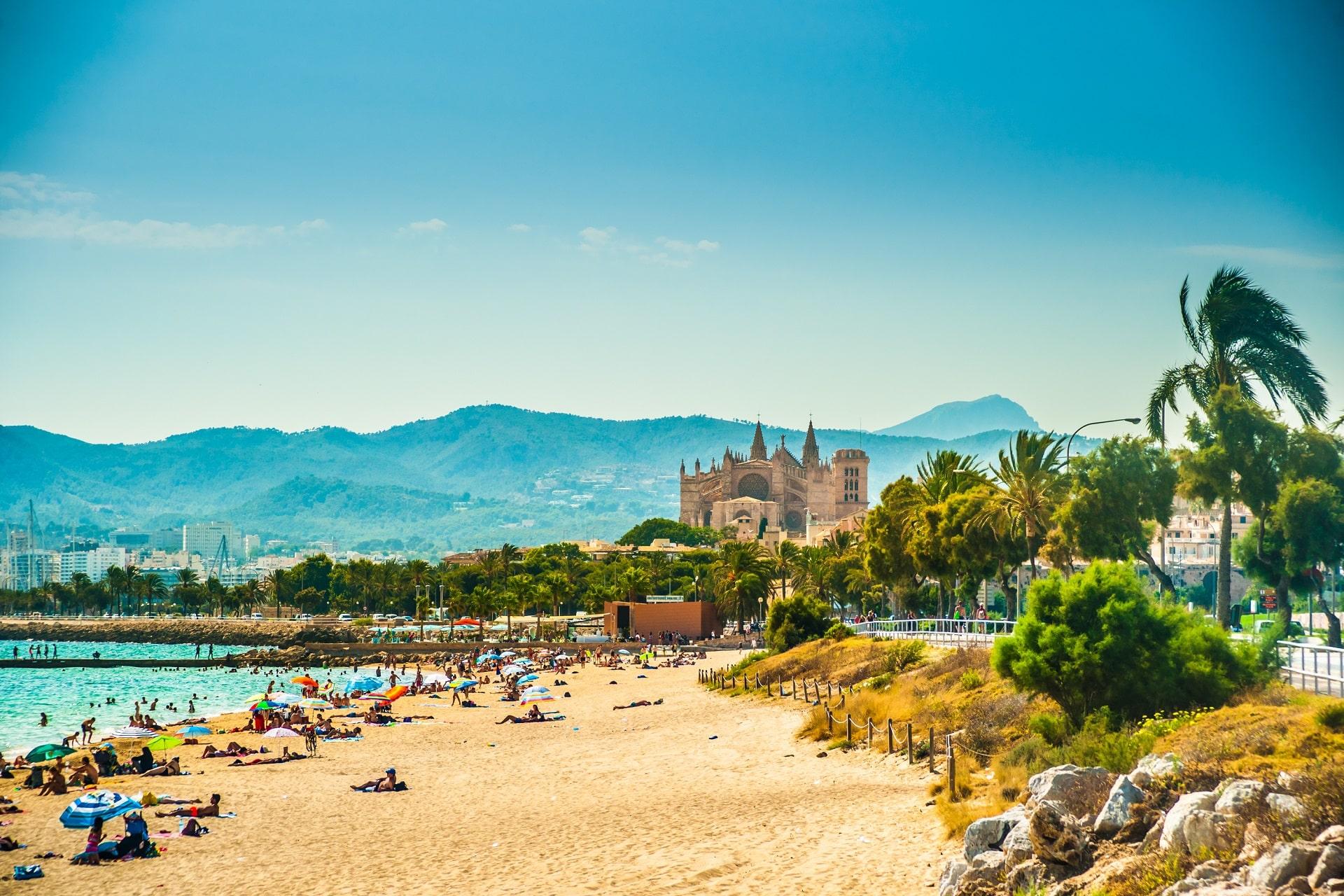 Palma-Majorca-Beach