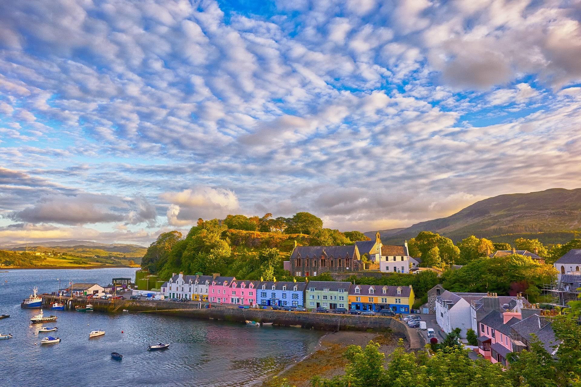 Portree-Isle-of-Skye