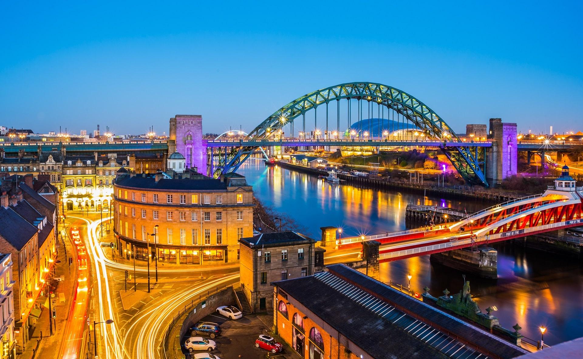 Newcastle-England