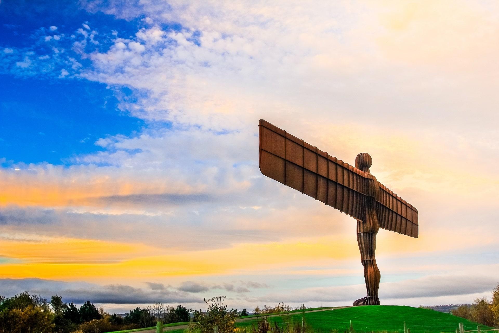 Newcastle-Angel