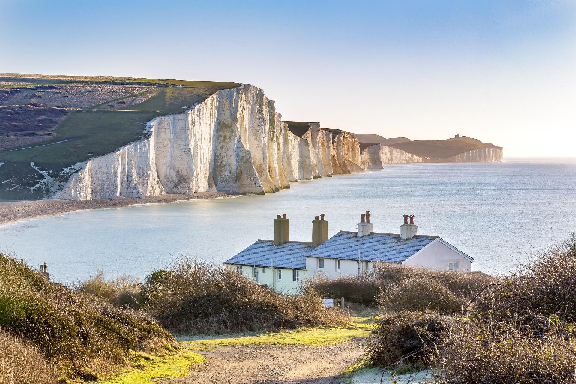Dover-Cliffs