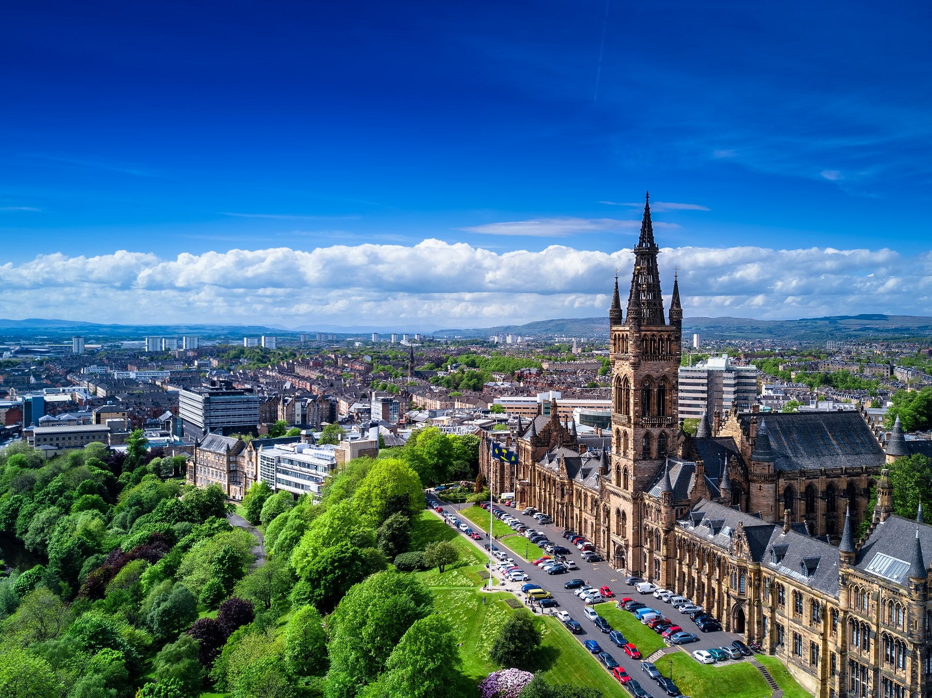 Glasgow-University-Scotland