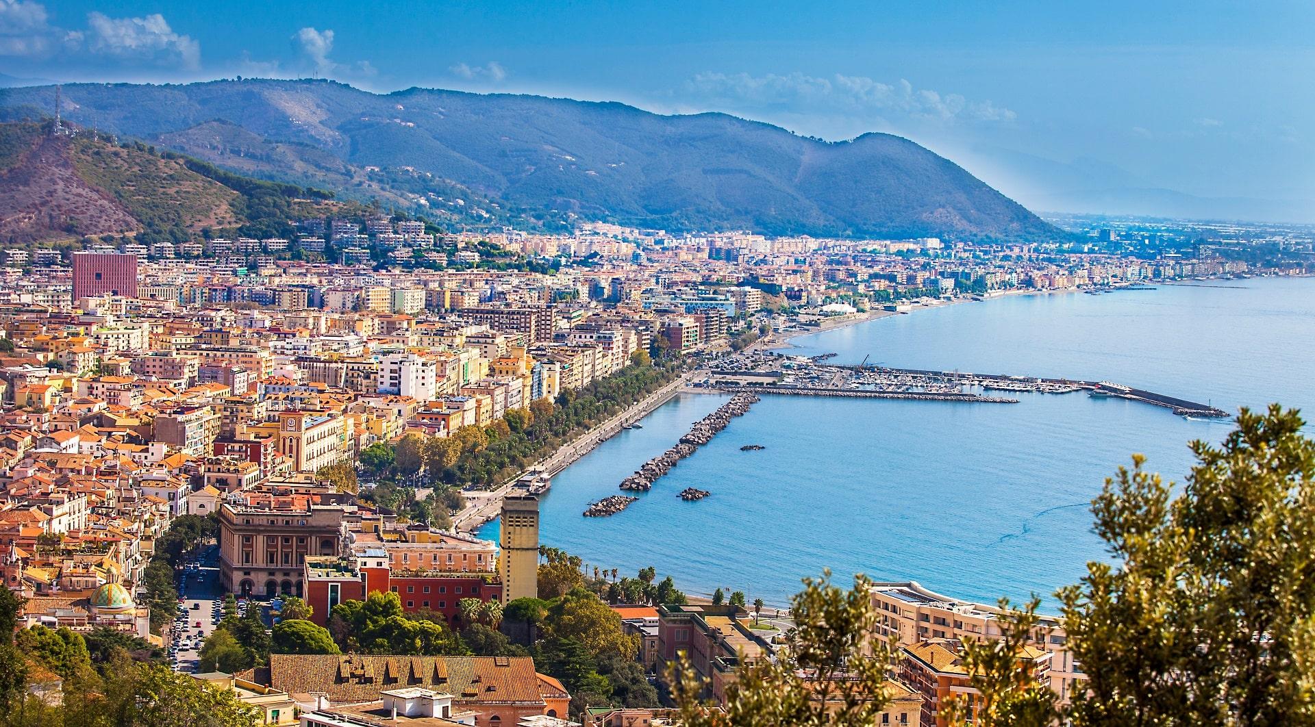 Salerno-Italy