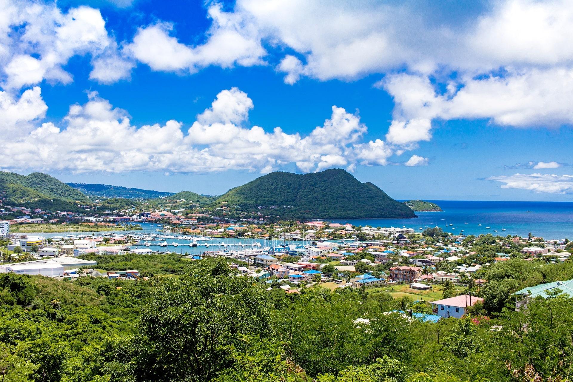 Rodney Bay, St Lucia_107966