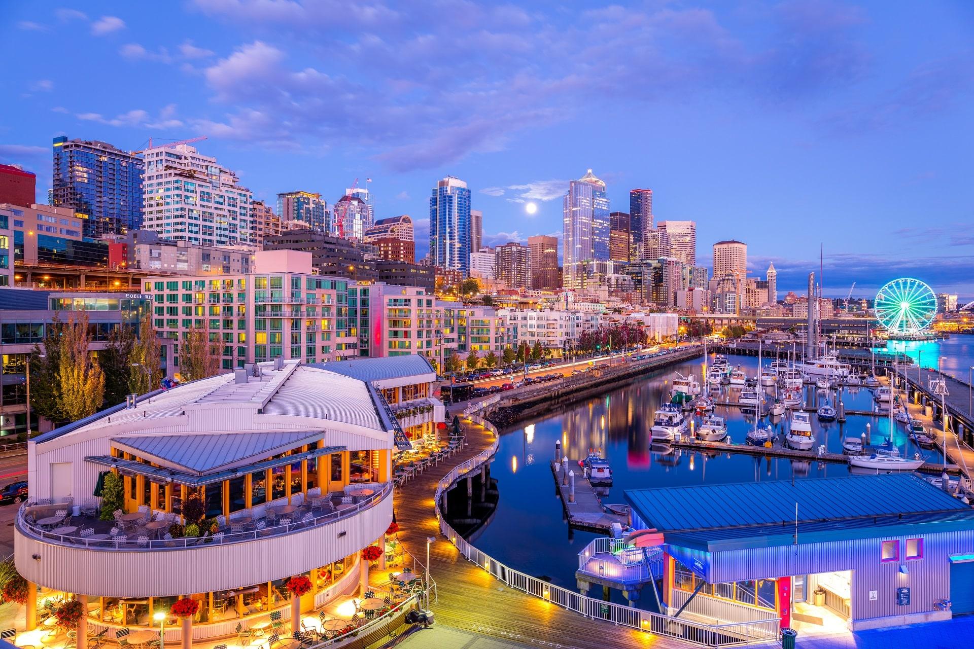Seattle-Washington-Pier