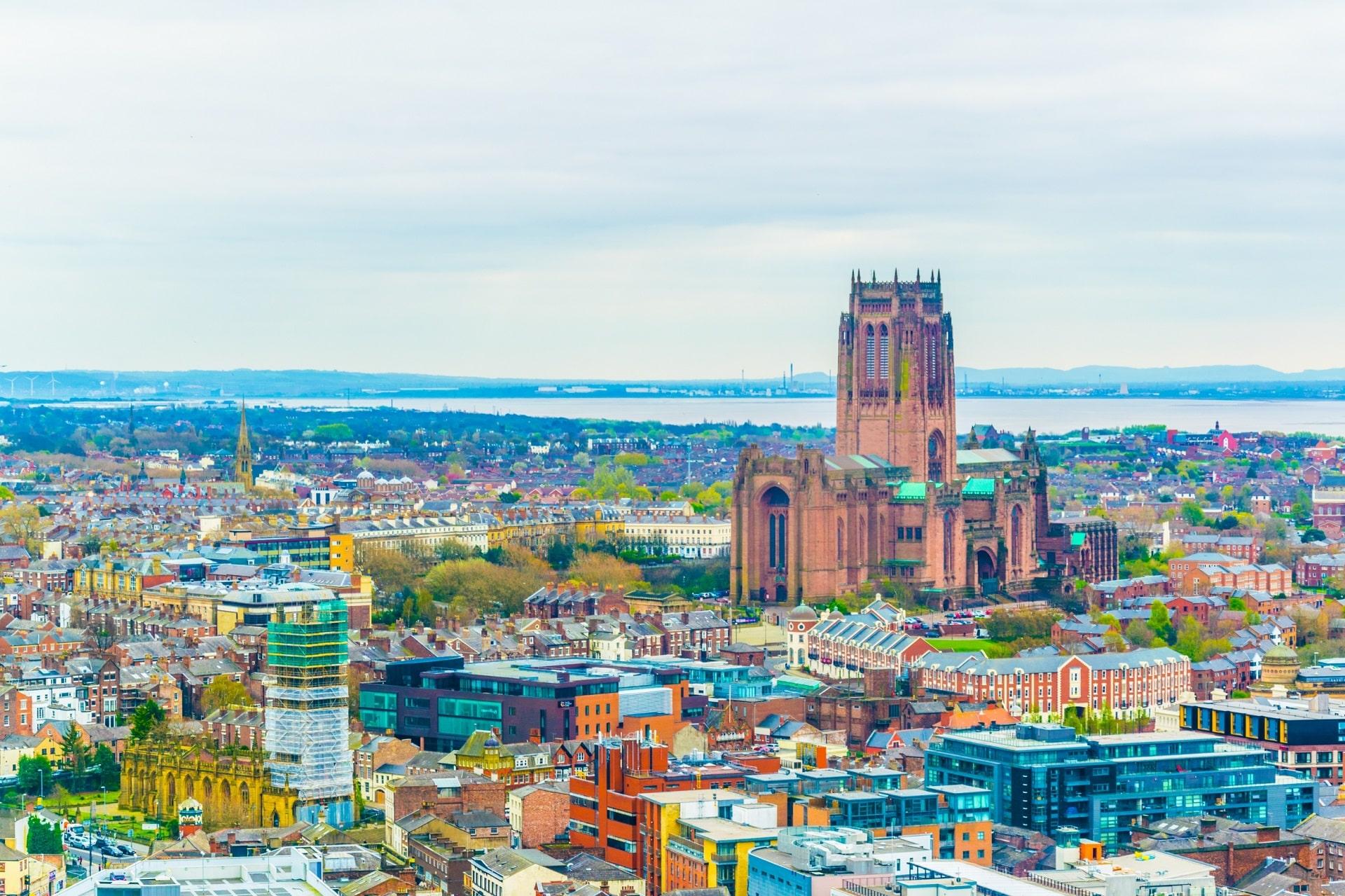 Liverpool-UK-Aerial