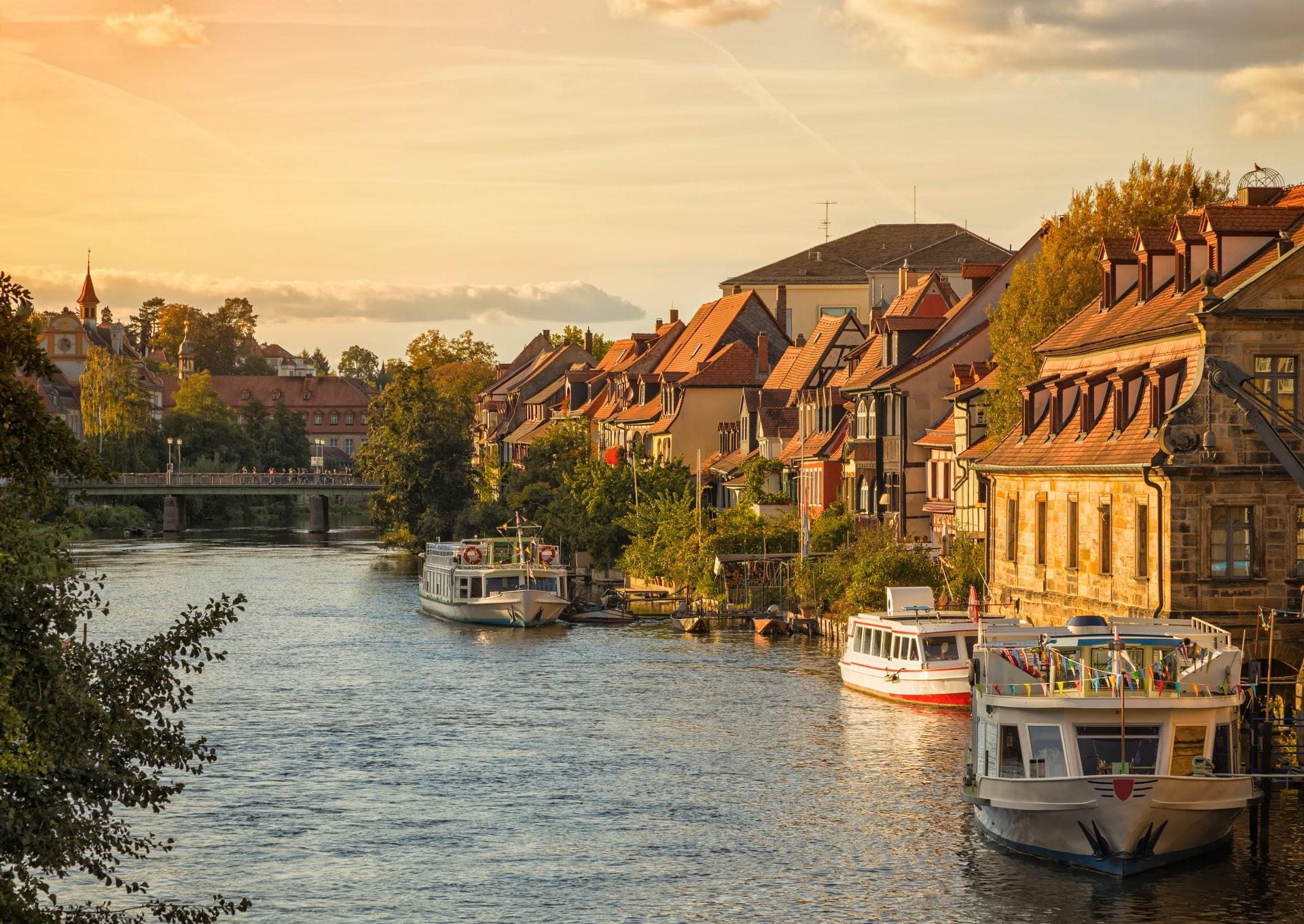 Bamberg-River-Germany