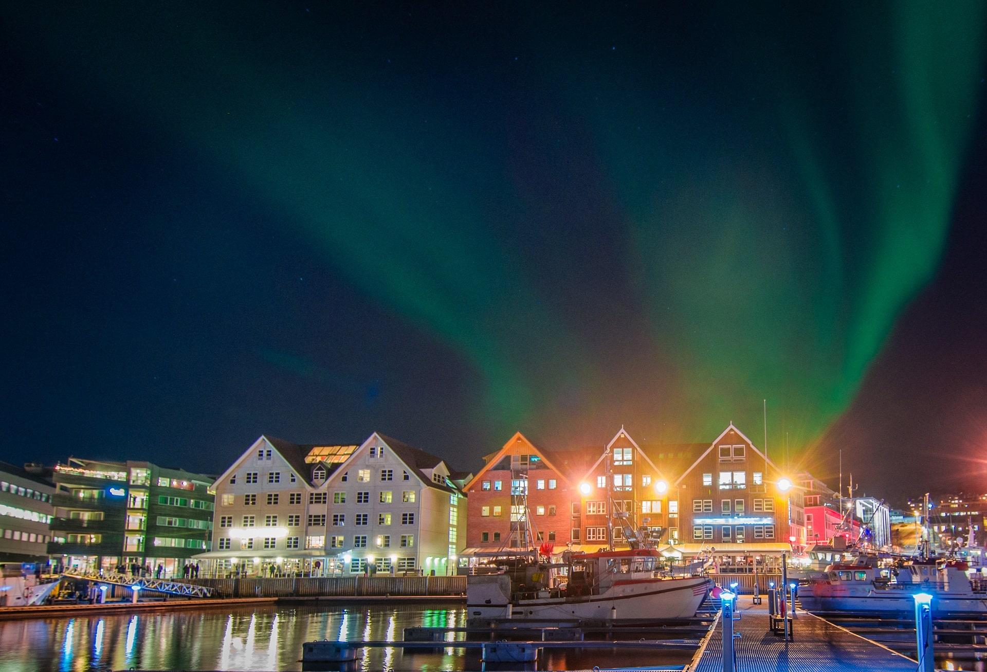 Tromso-Norway-Northern-Lights