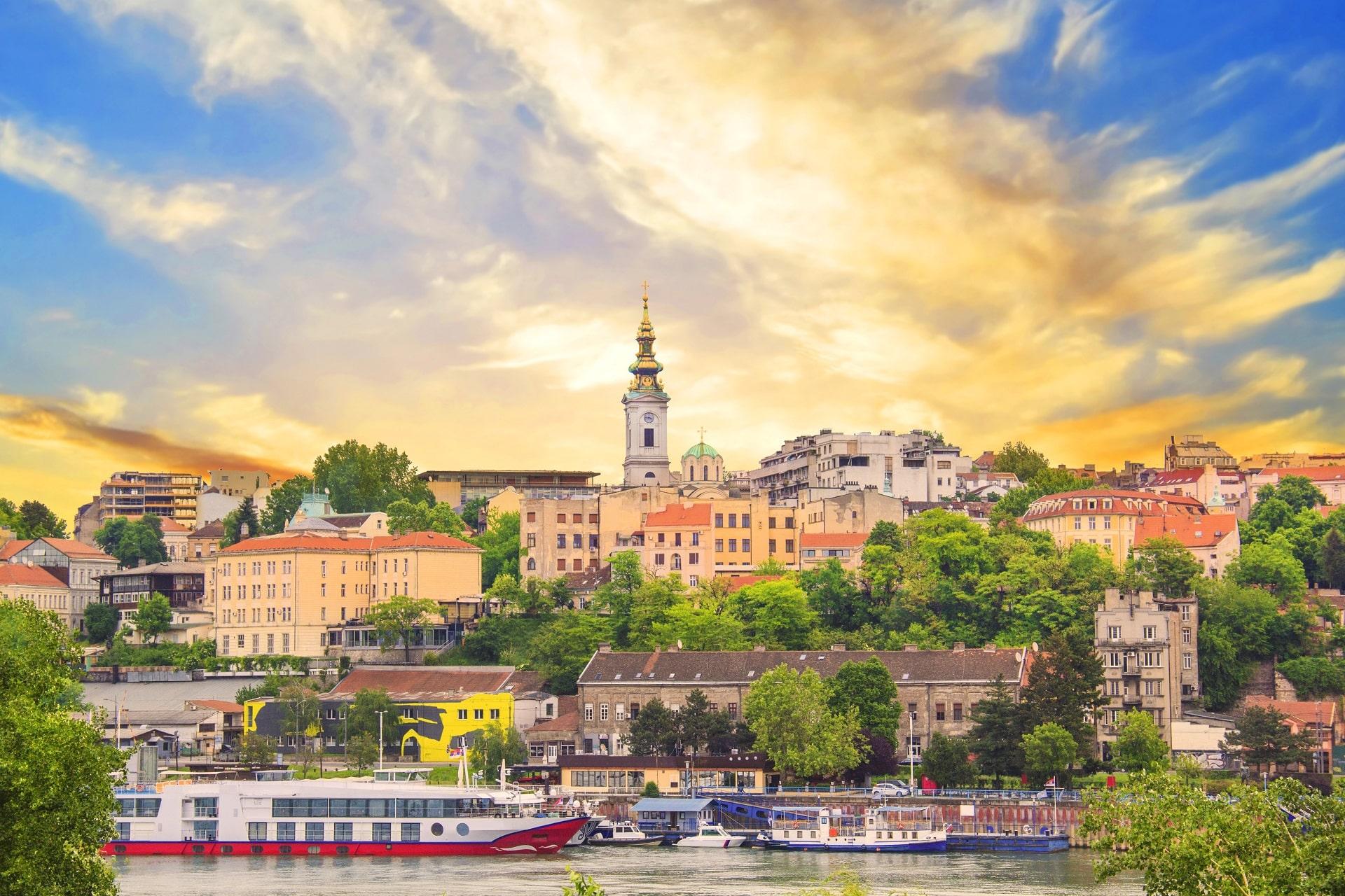 Belgrade-Serbia
