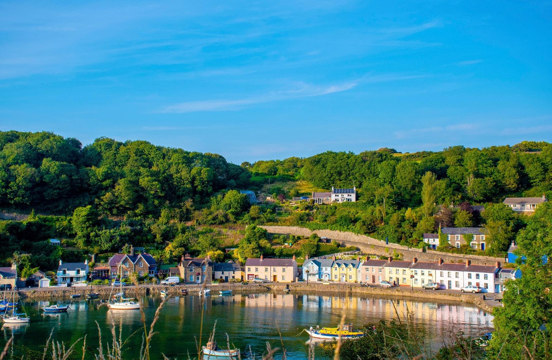 Fishguard-Wales