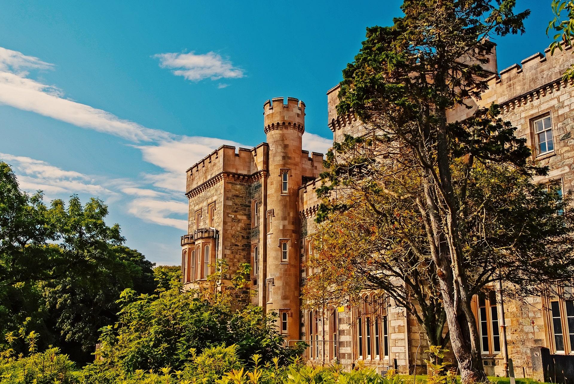 Stornoway-Lews-Castle