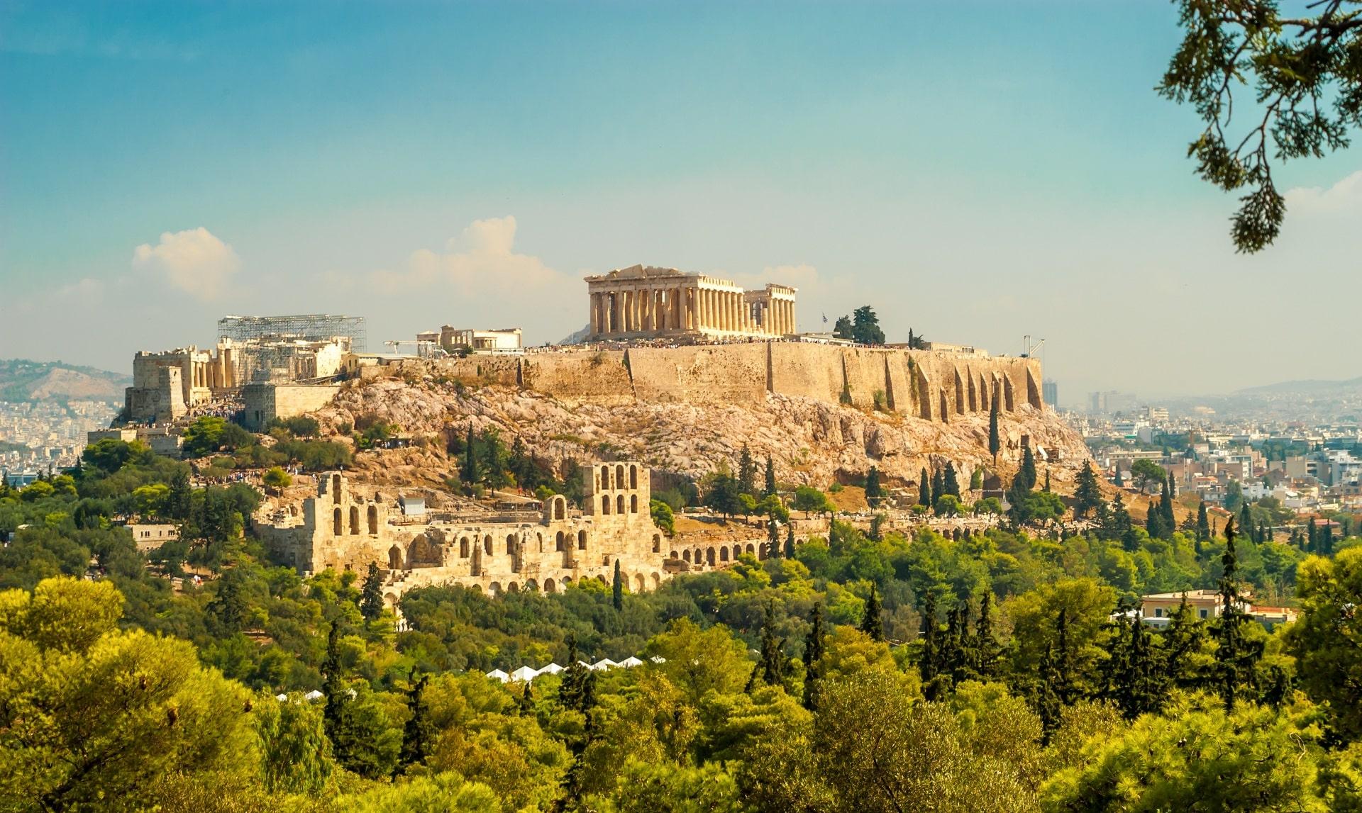 Athens-Acropolis-Greece
