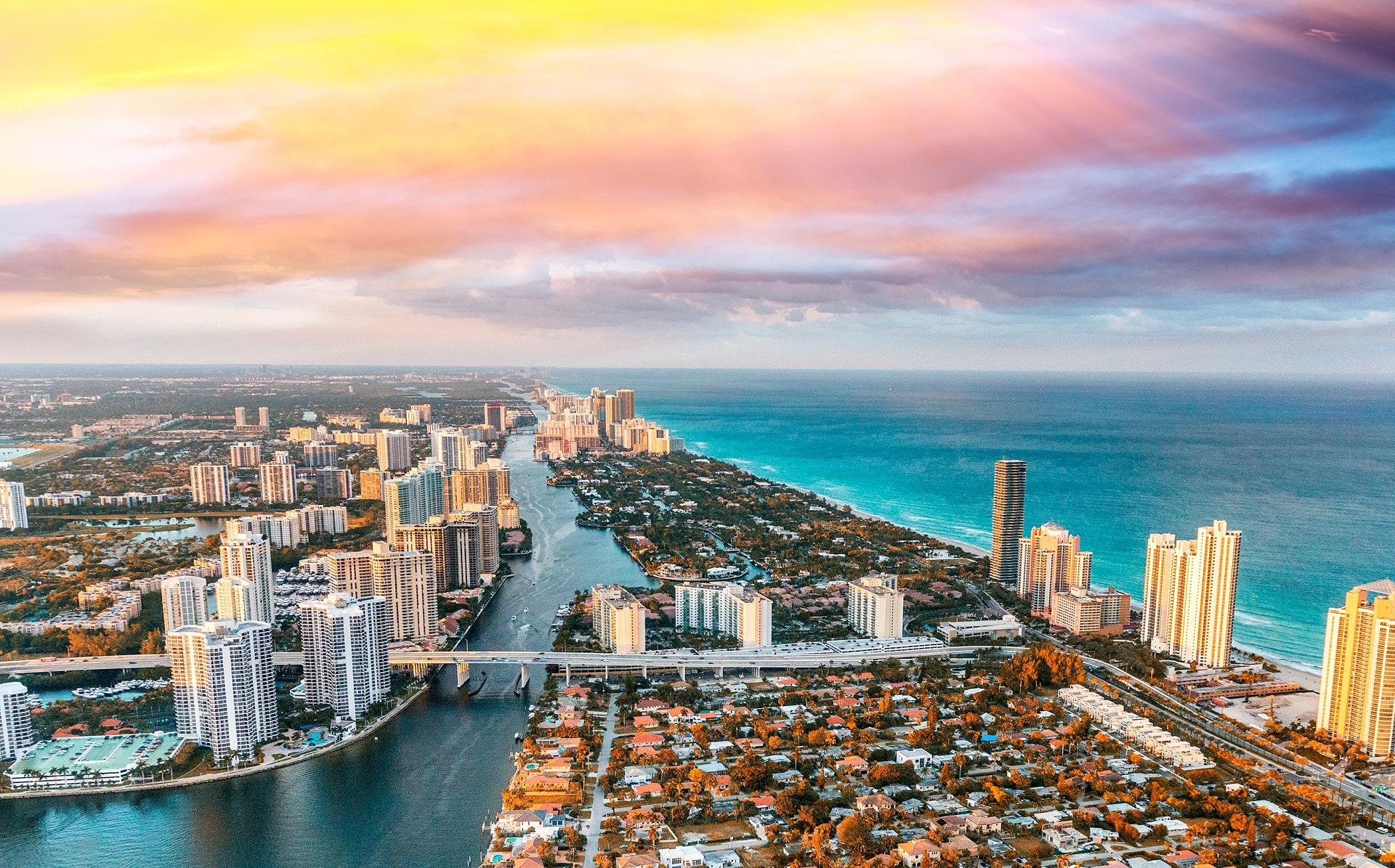 Miami-Aerial-Florida