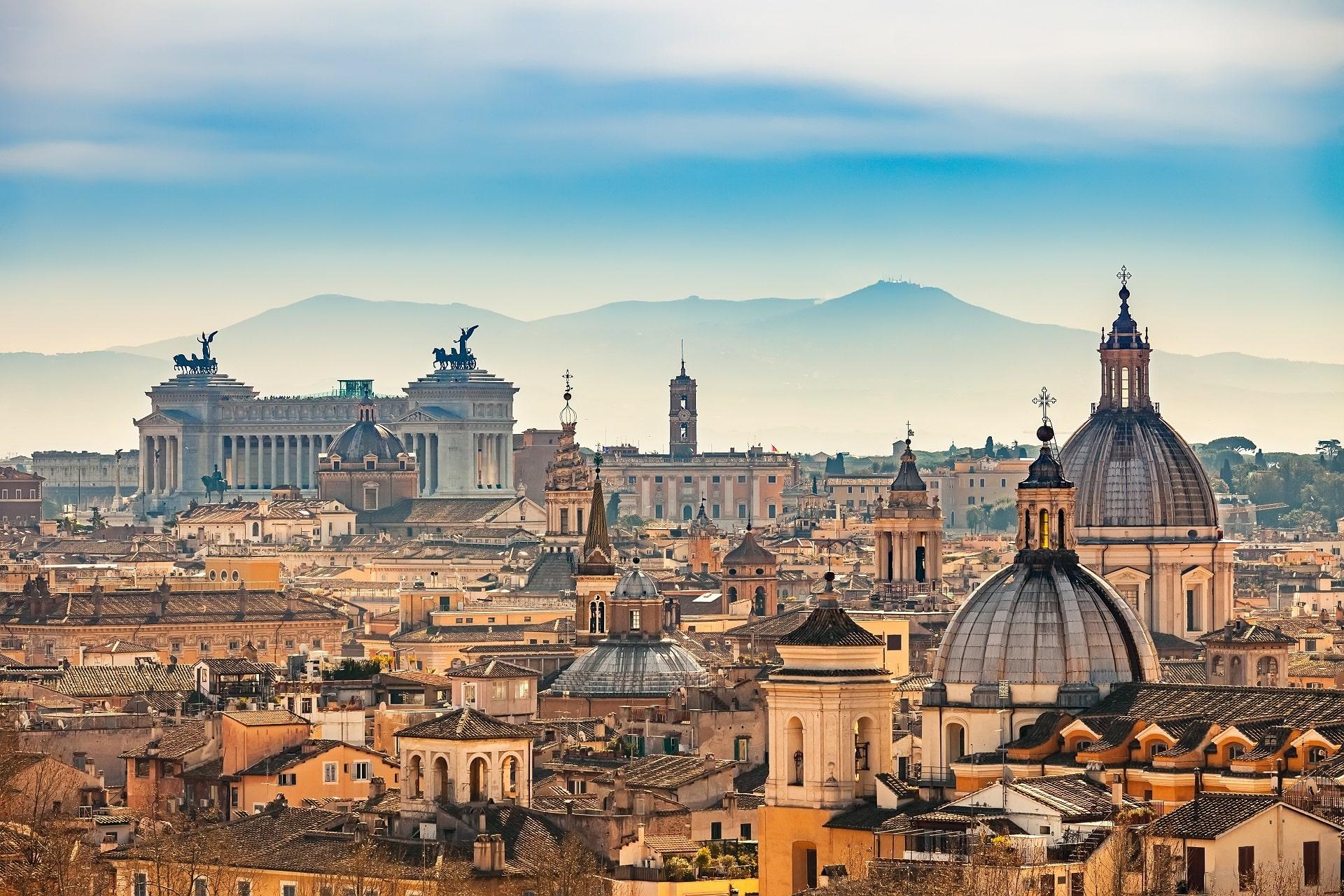 Rome-Skyline-Italy1