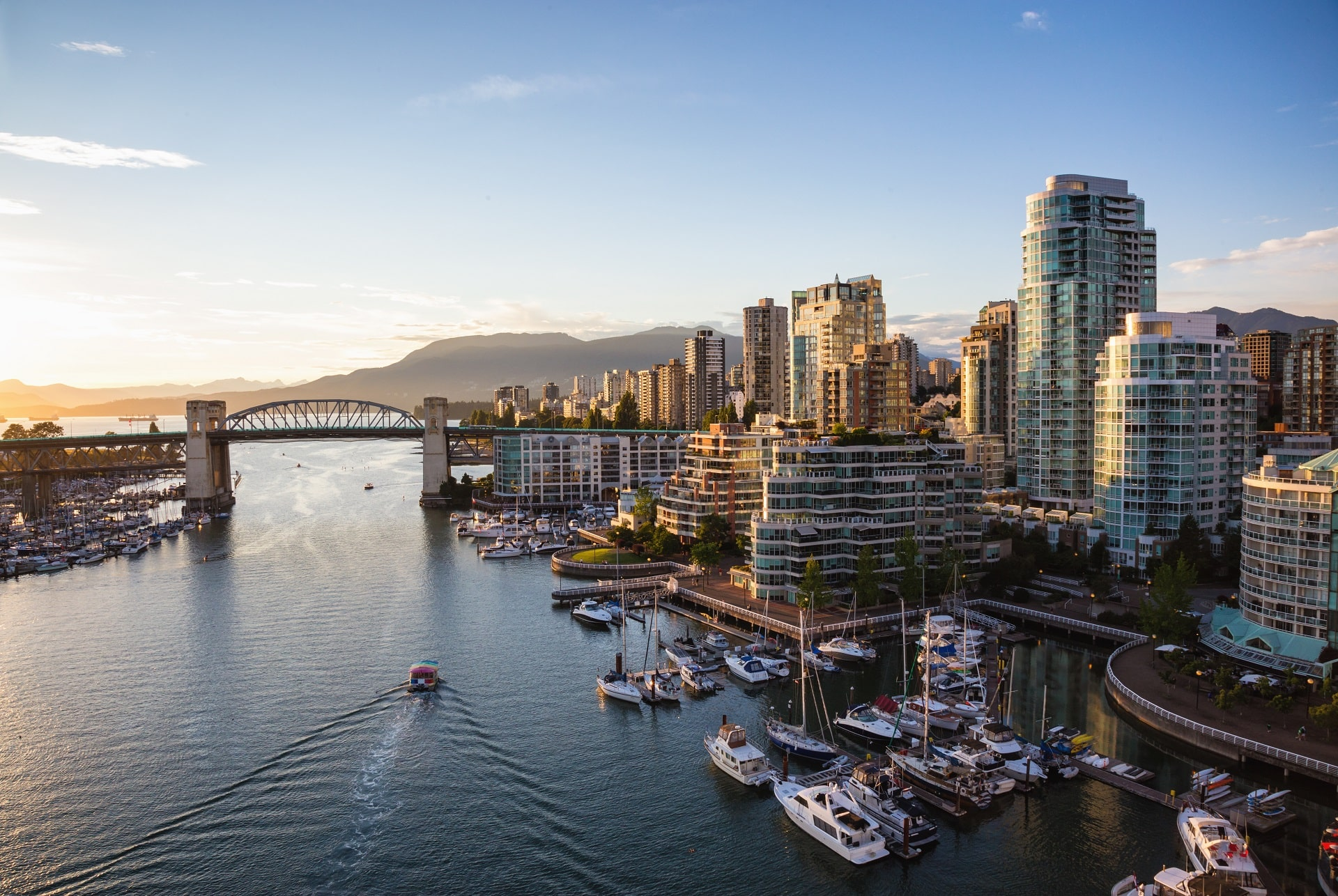 Vancouver-Downtown-Canada