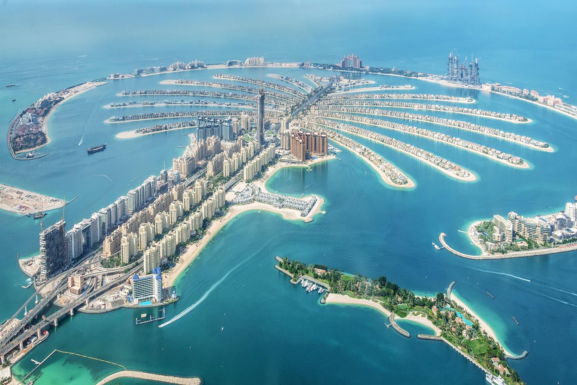 Dubai-Palm-Aerial