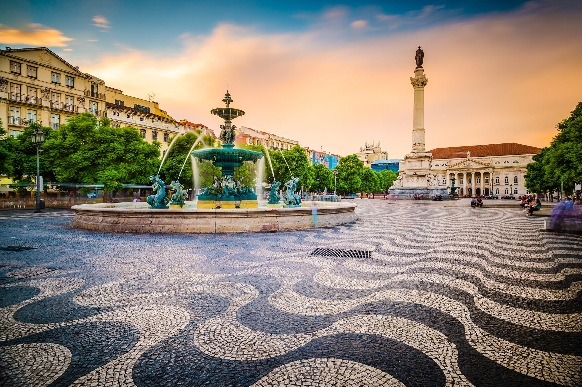 Lisbon-Square