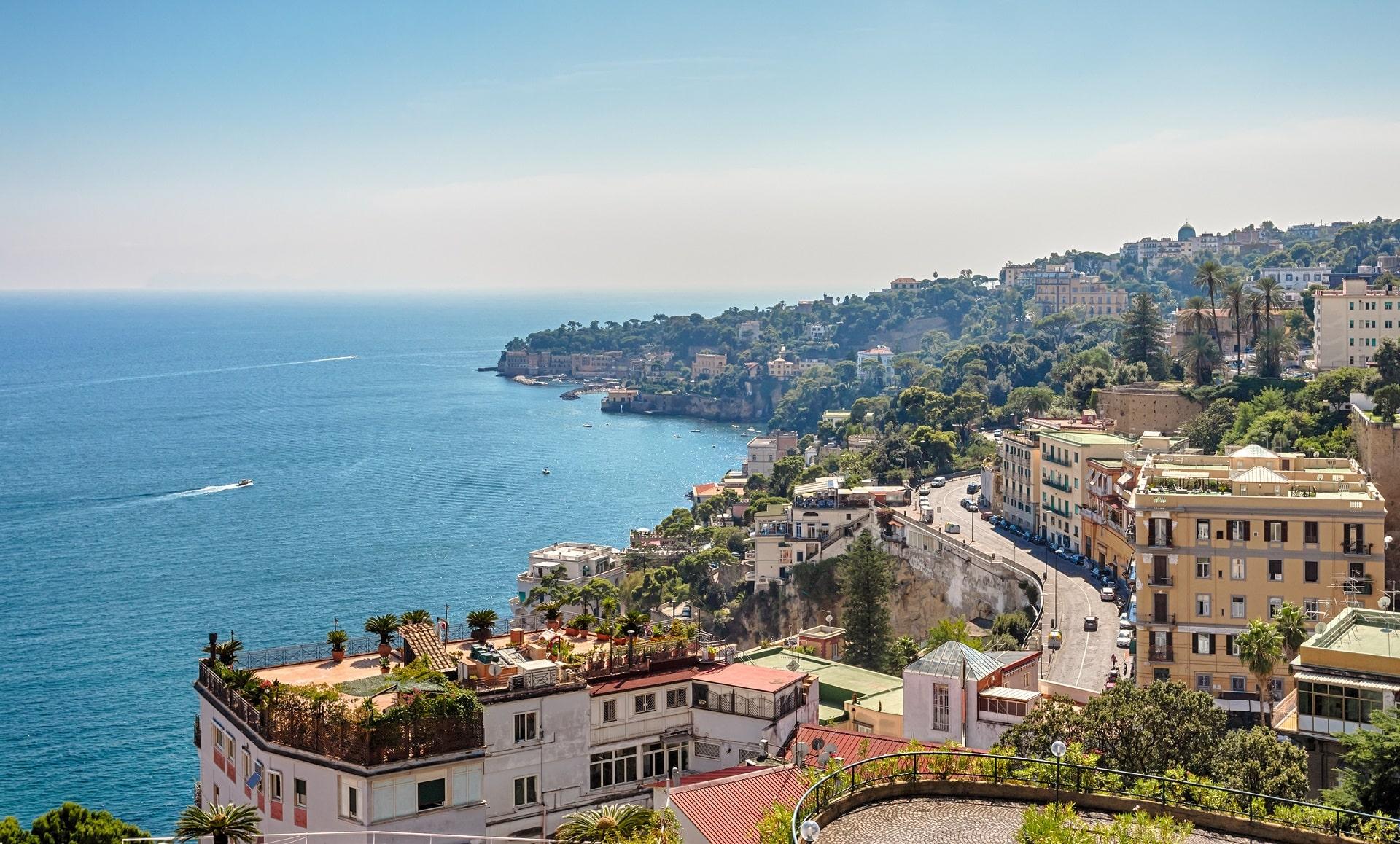 Naples-Bay-Italy