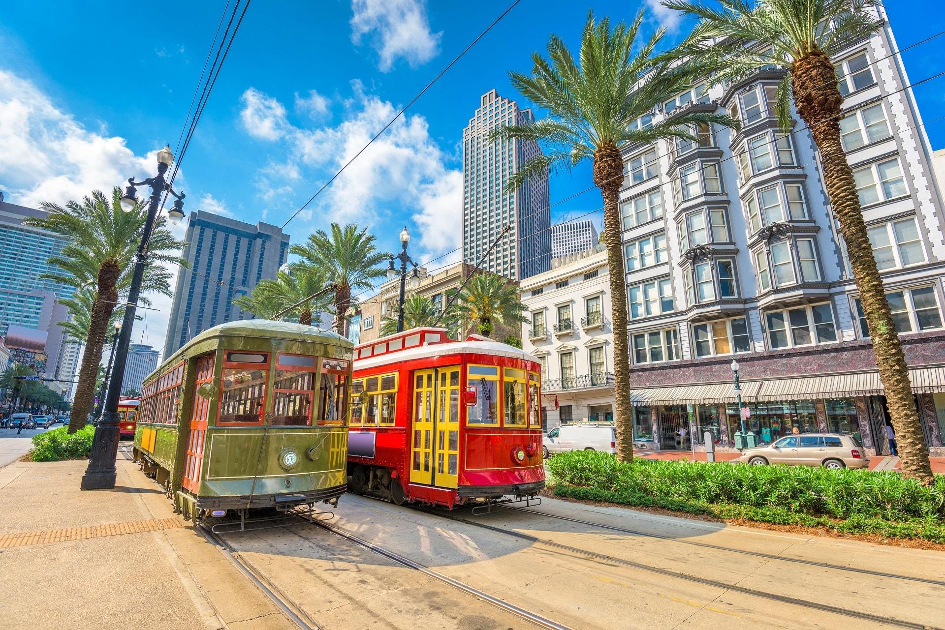 New Orleans Street Cars 664125565