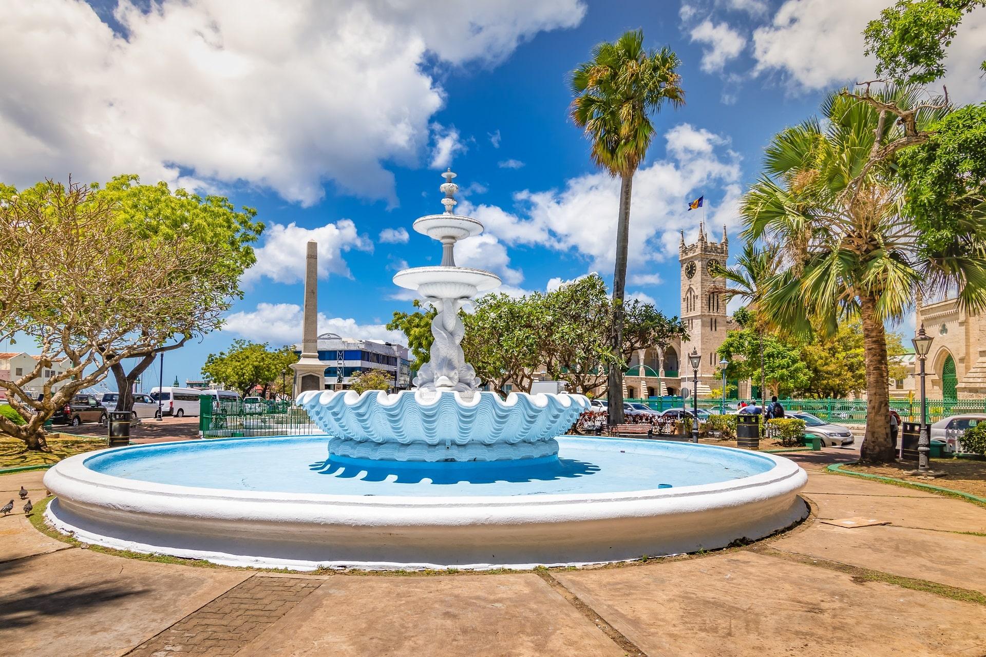 Bridgetown-Fountain-Barbados
