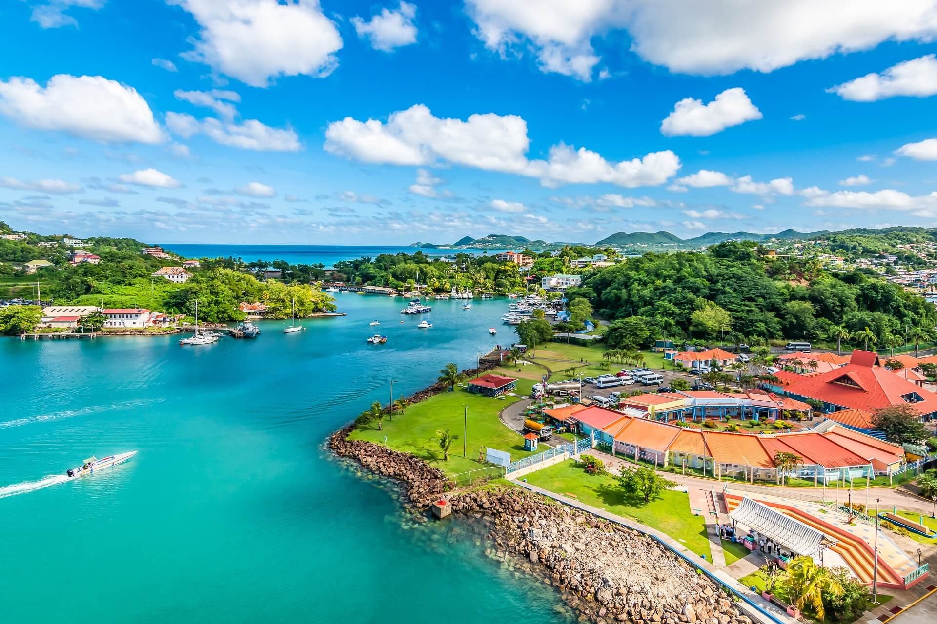 Castries-St-Lucia