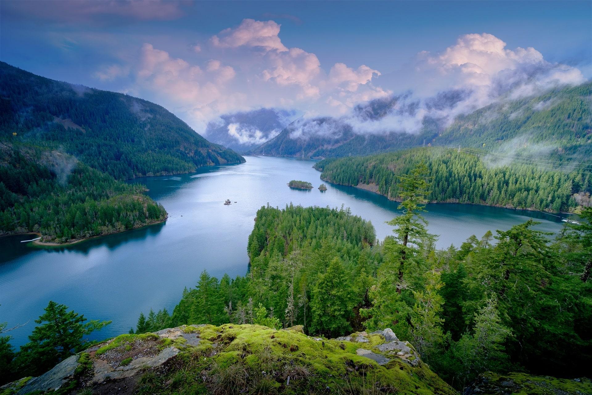 Seattle-Washington-Lake