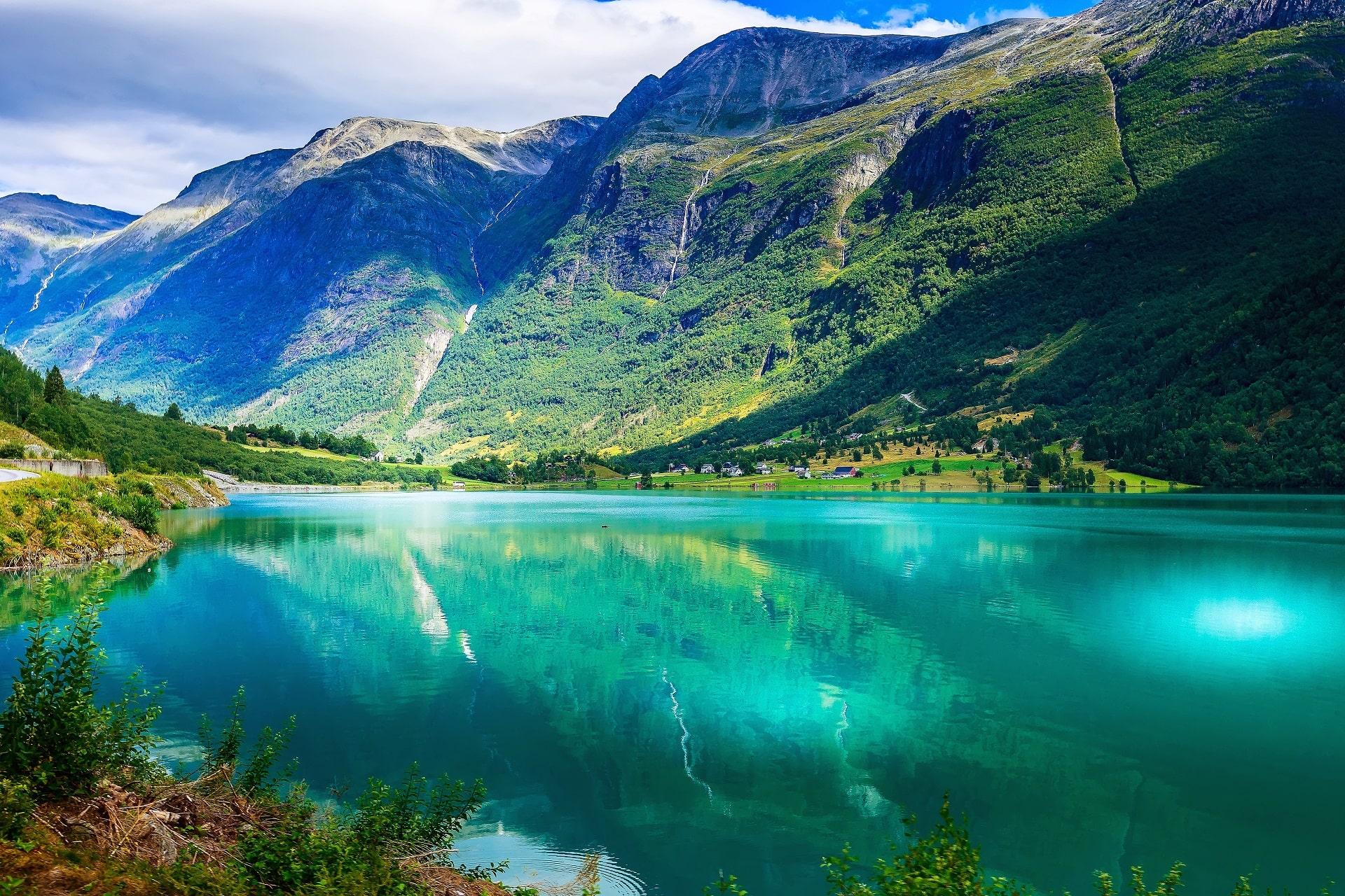 Olden-Nordfjord-Norway
