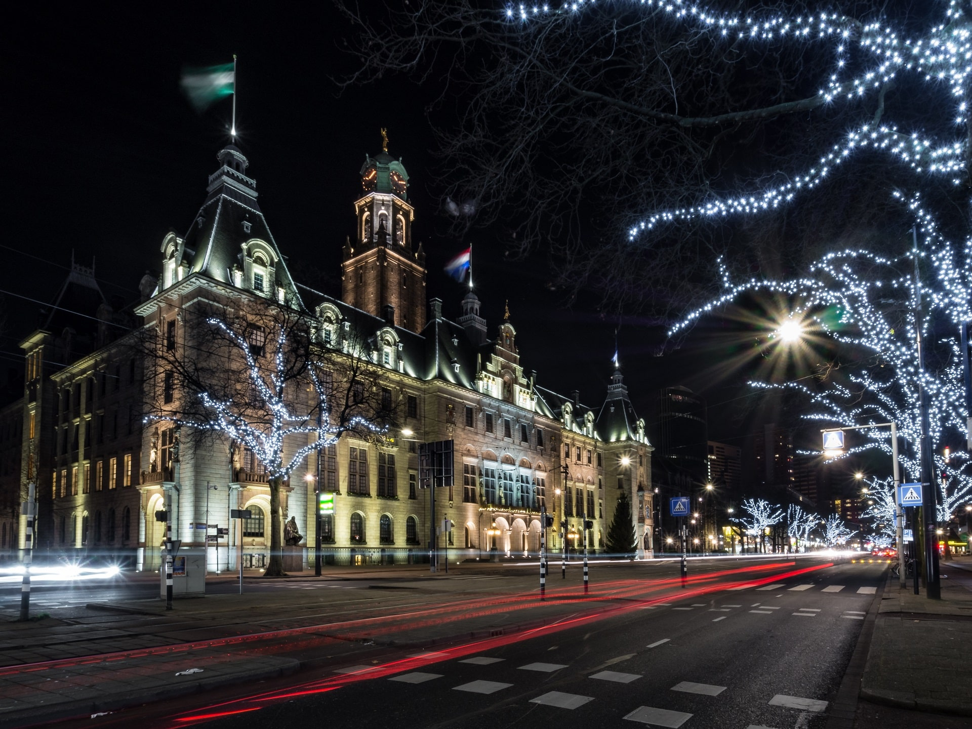 Rotterdam-Christmas-Netherlands