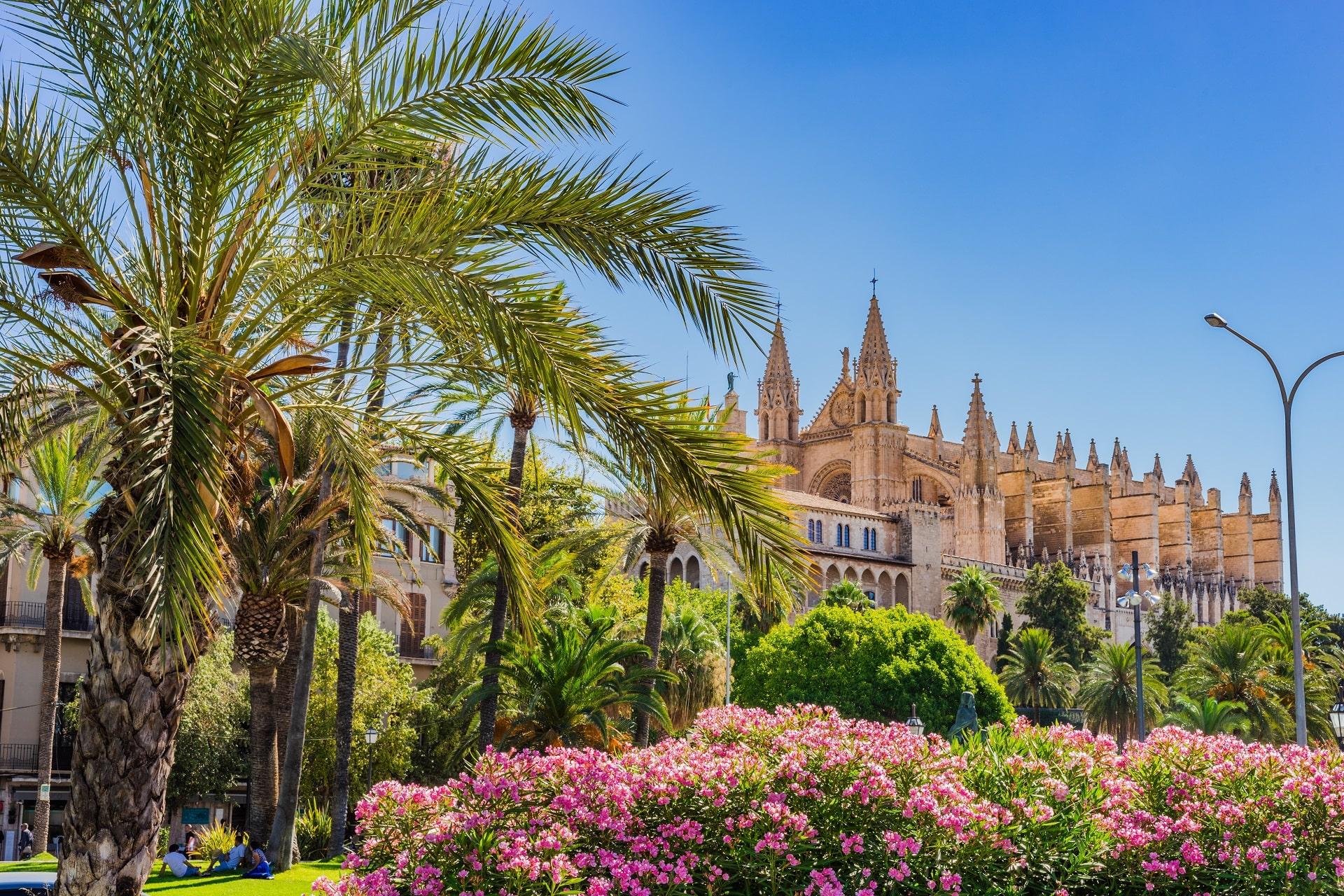 Palma-Cathedral-Majorca