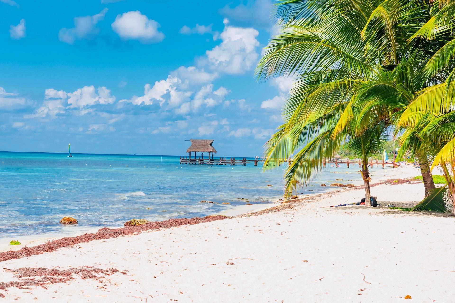 Cozumel-Mexico-Beach
