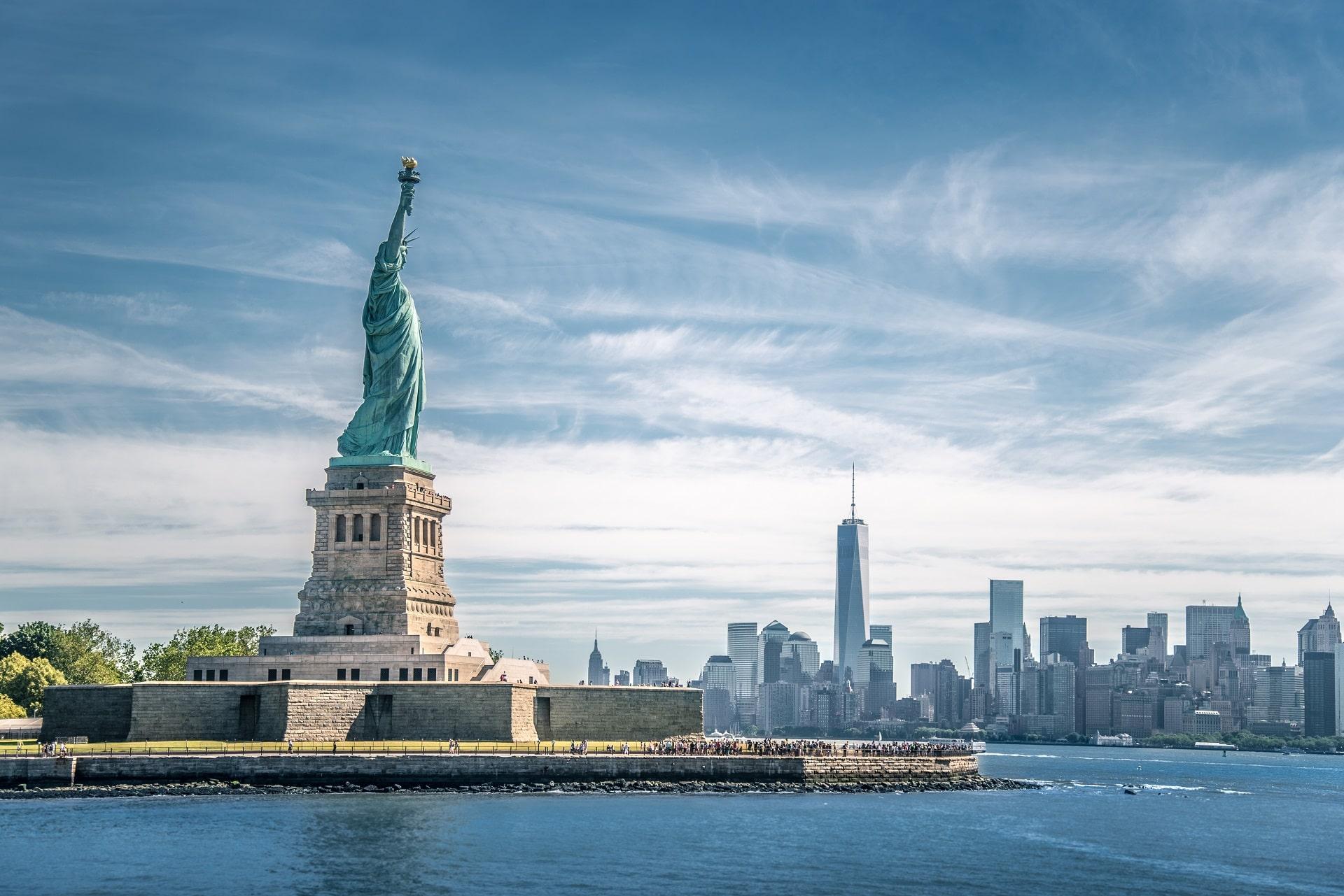 New-York-Statue-Of-Liberty
