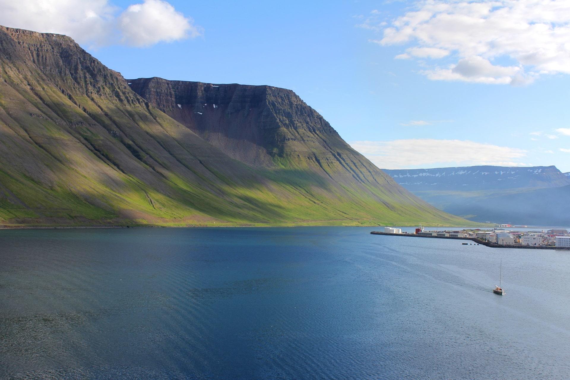 Isafjordur-Iceland