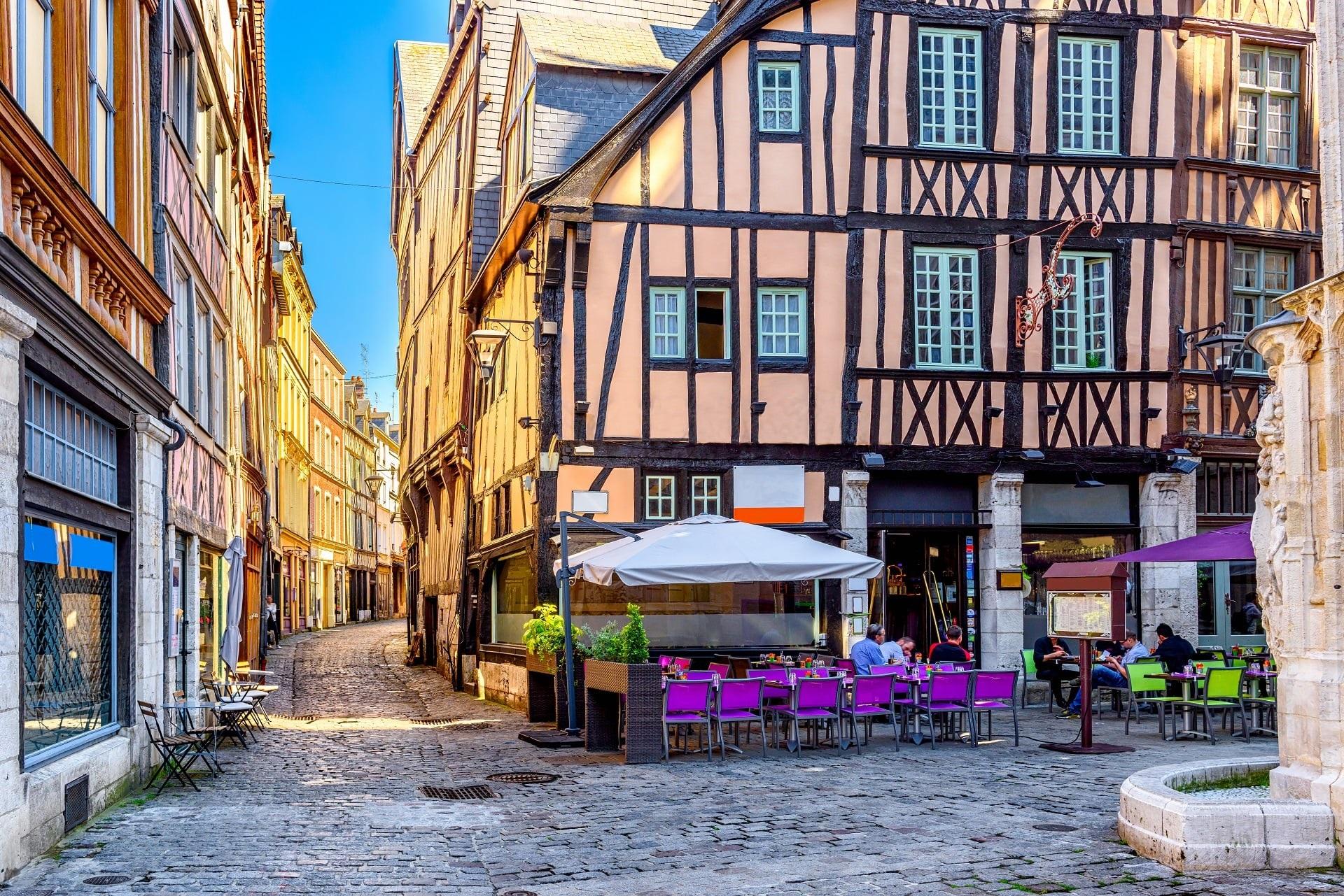 Rouen, France2