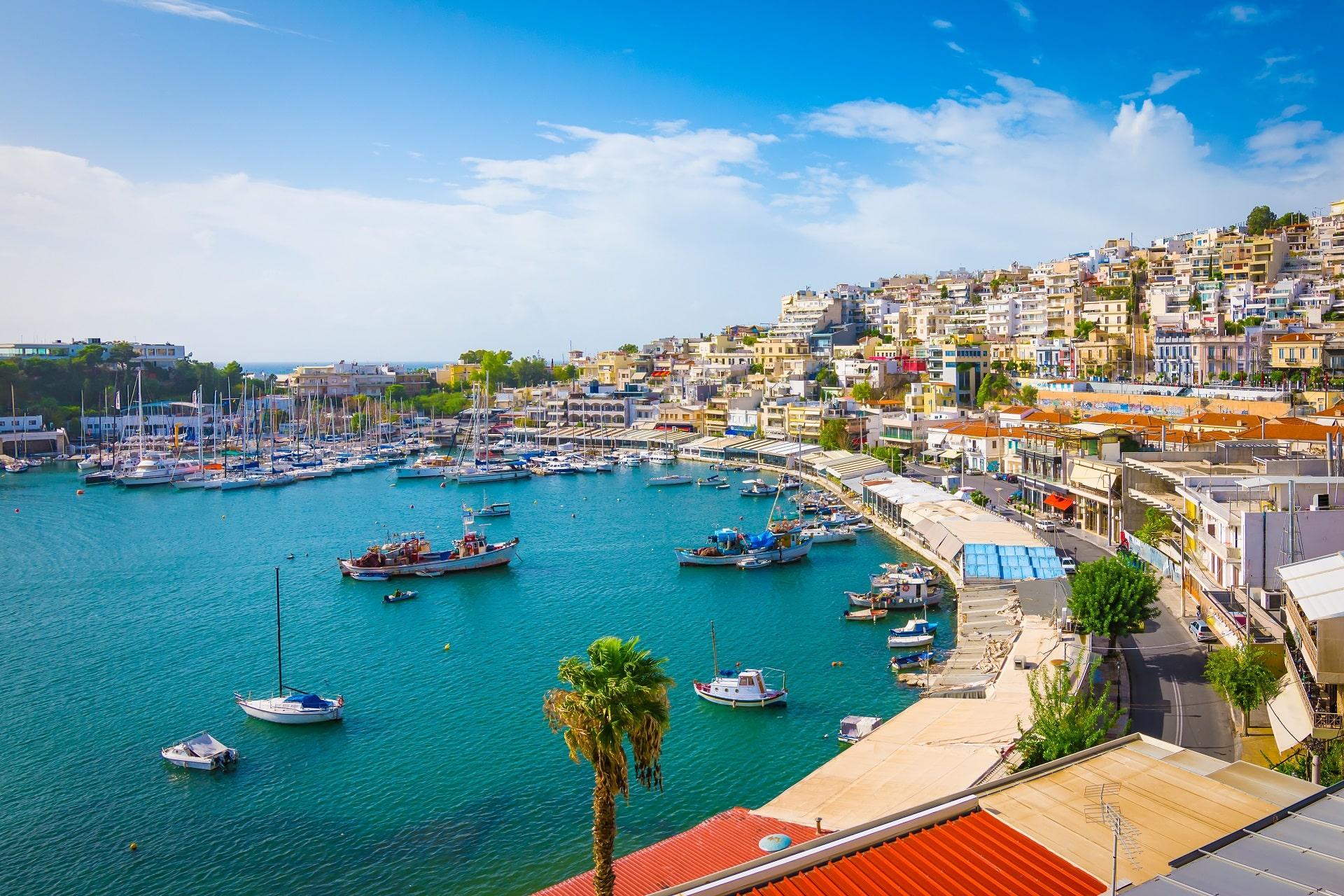 Piraeus-Athens