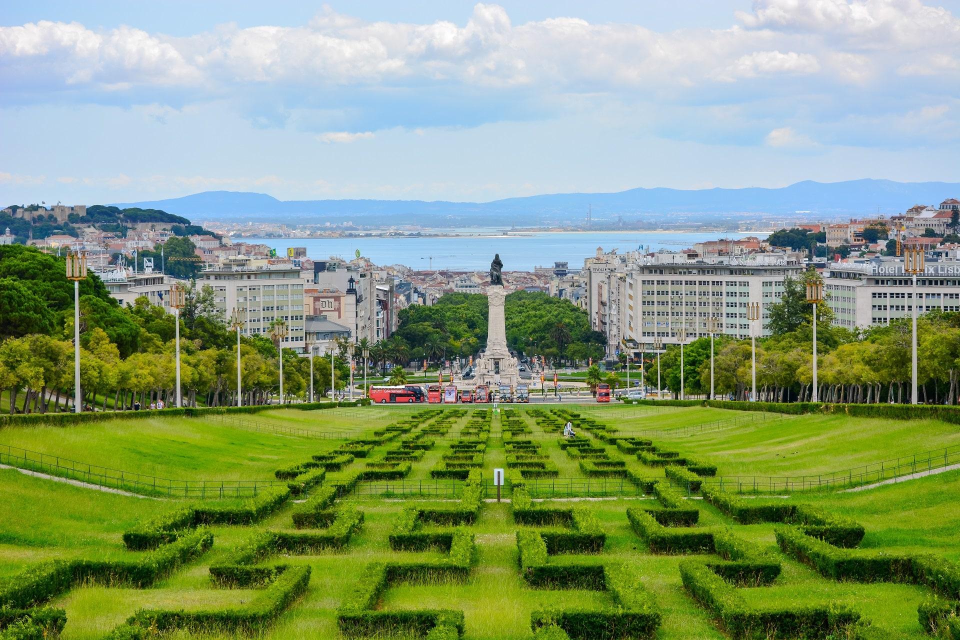 Lisbon-Gardens