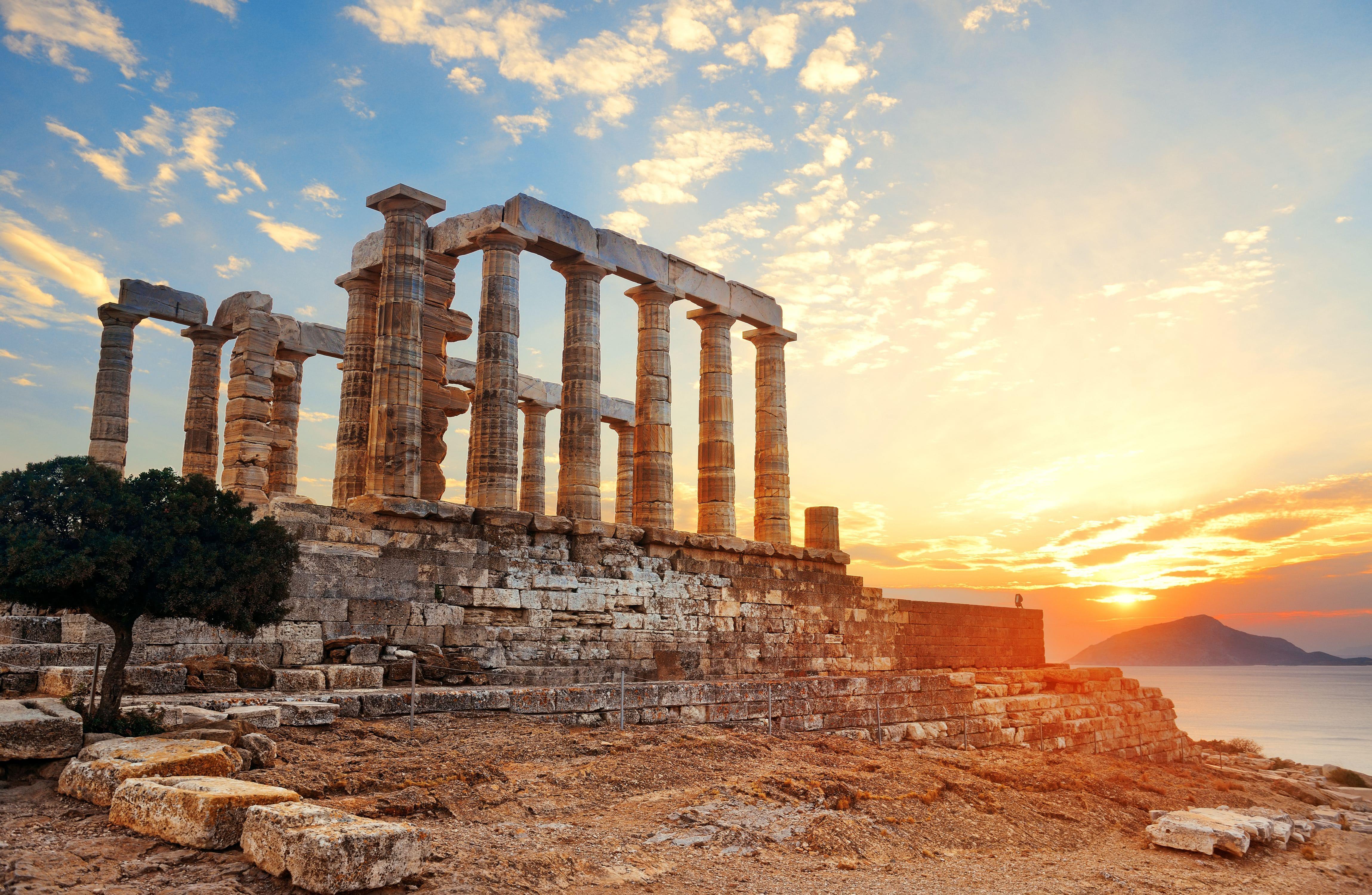 Athens-Ruins-Greece